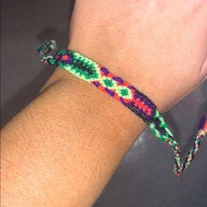 Very cute braided bracelet